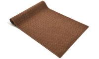 Pronto brun - gångmatta på metervara