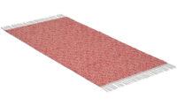 Goose mix röd - plast- och garnmatta
