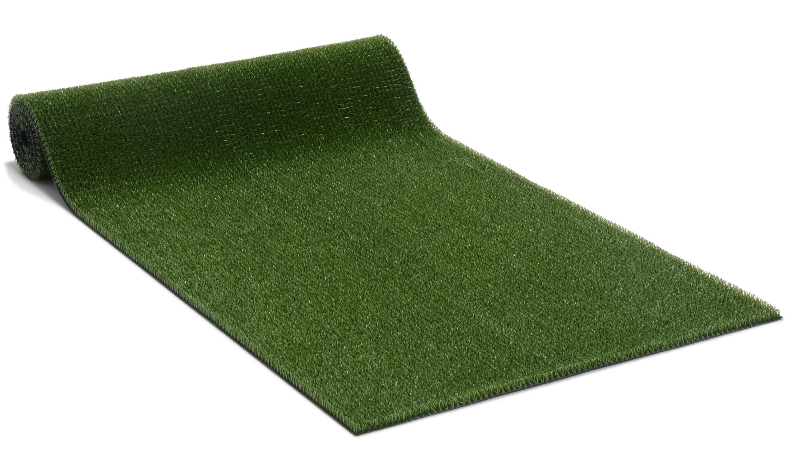AstroTurf grön - entrématta på metervara