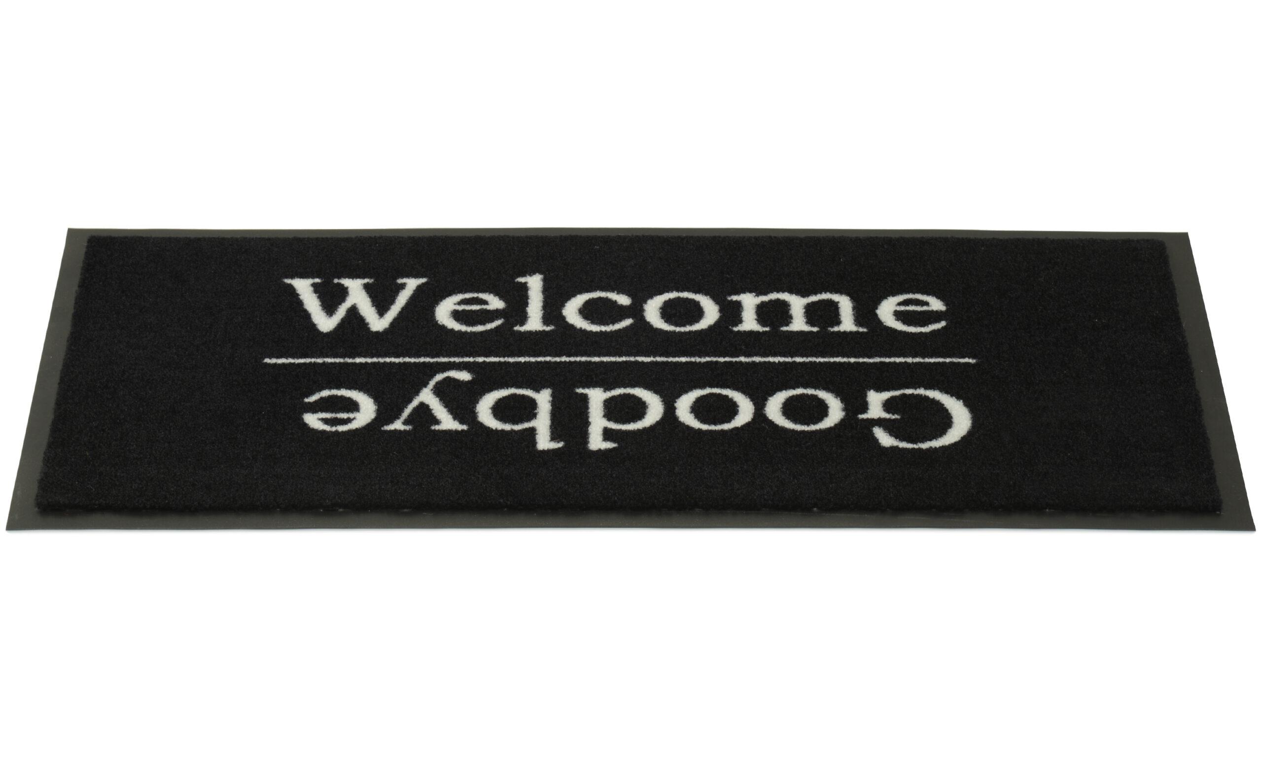 Welcome/Goodbye - dörrmatta