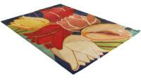 Amsterdam - Handknuten matta
