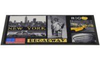Absorb New York - dörrmatta