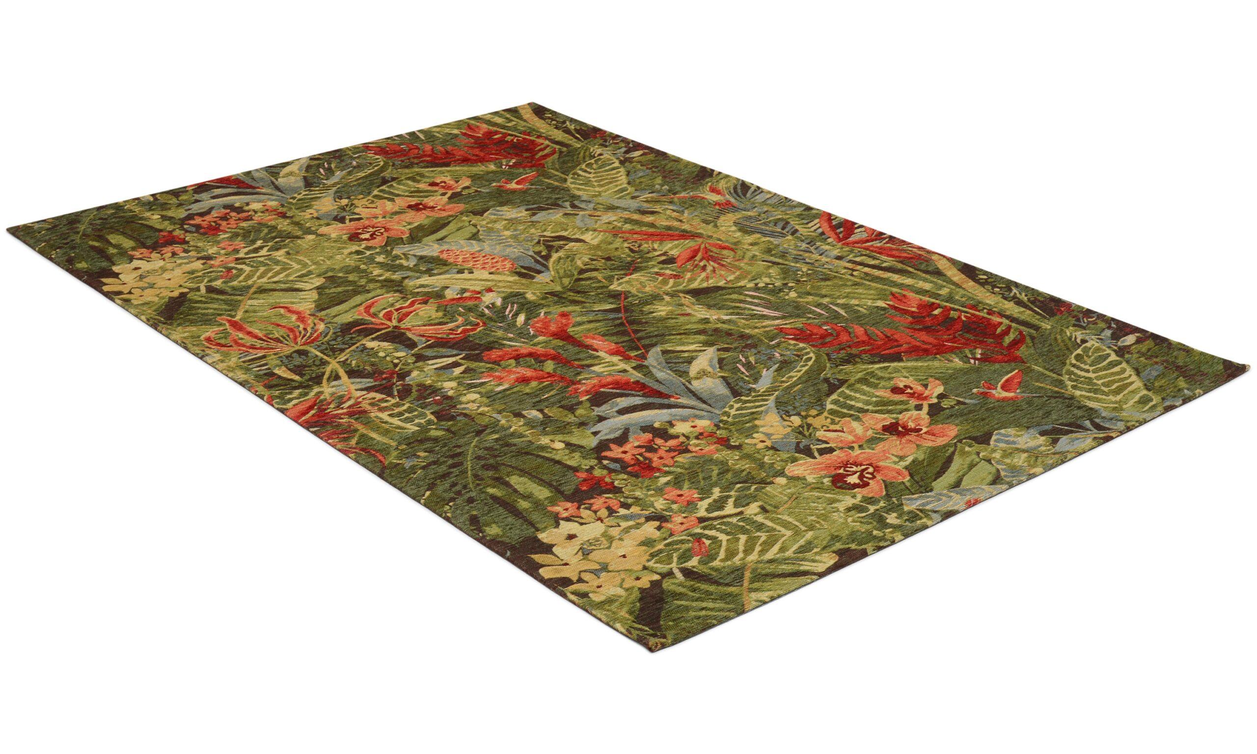 Lafayette multi - maskinvävd matta