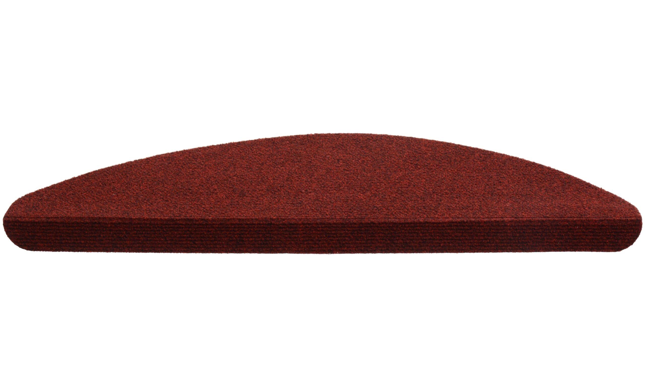 Paris basic röd 40 - trappstegsmatta