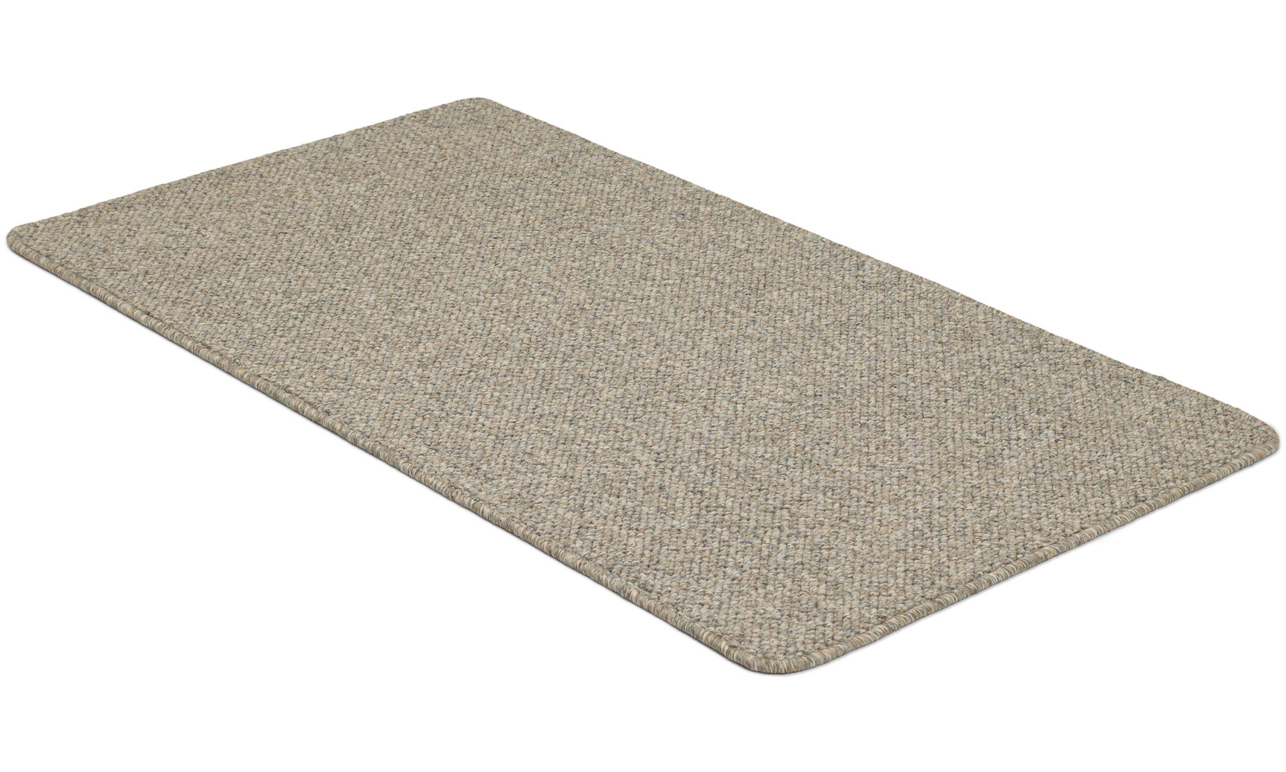 Poseidon grå - maskingjord matta