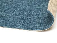 Stabil blå 420 - heltäckningsmatta