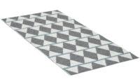Zigge grå - plastmatta