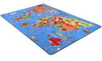 World Map - barnmatta