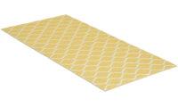 Wave gul - plastmatta