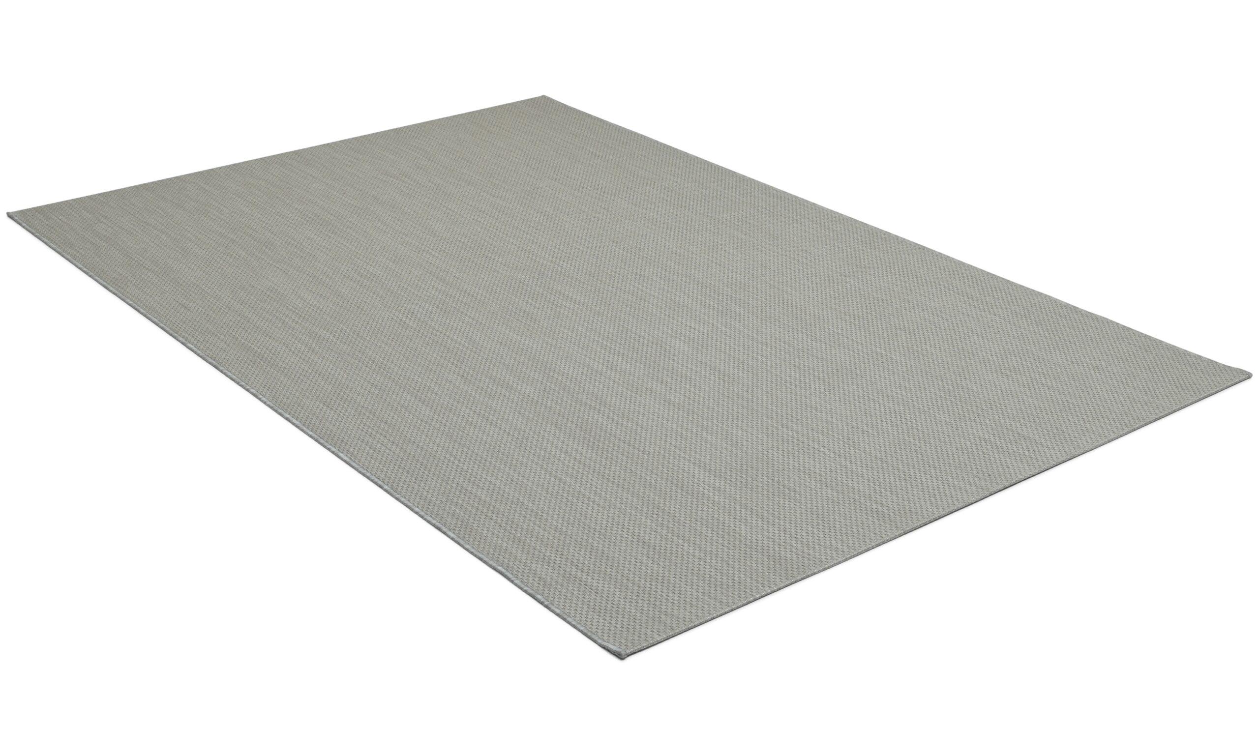 Valencia linne - flatvävd matta