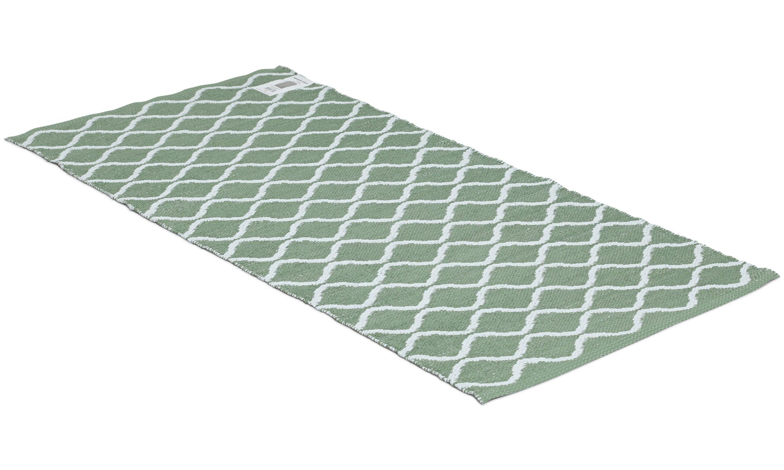 Eclipse grön - plastmatta