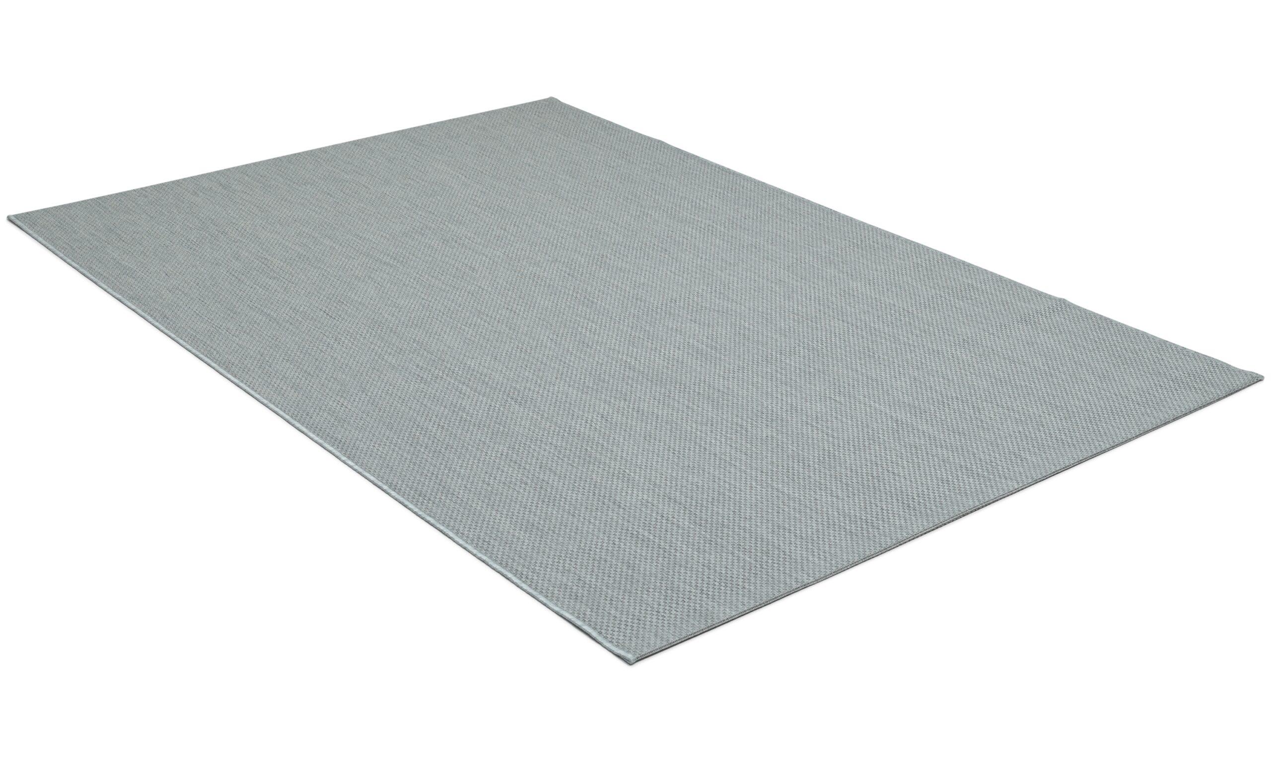Valencia grå - flatvävd matta