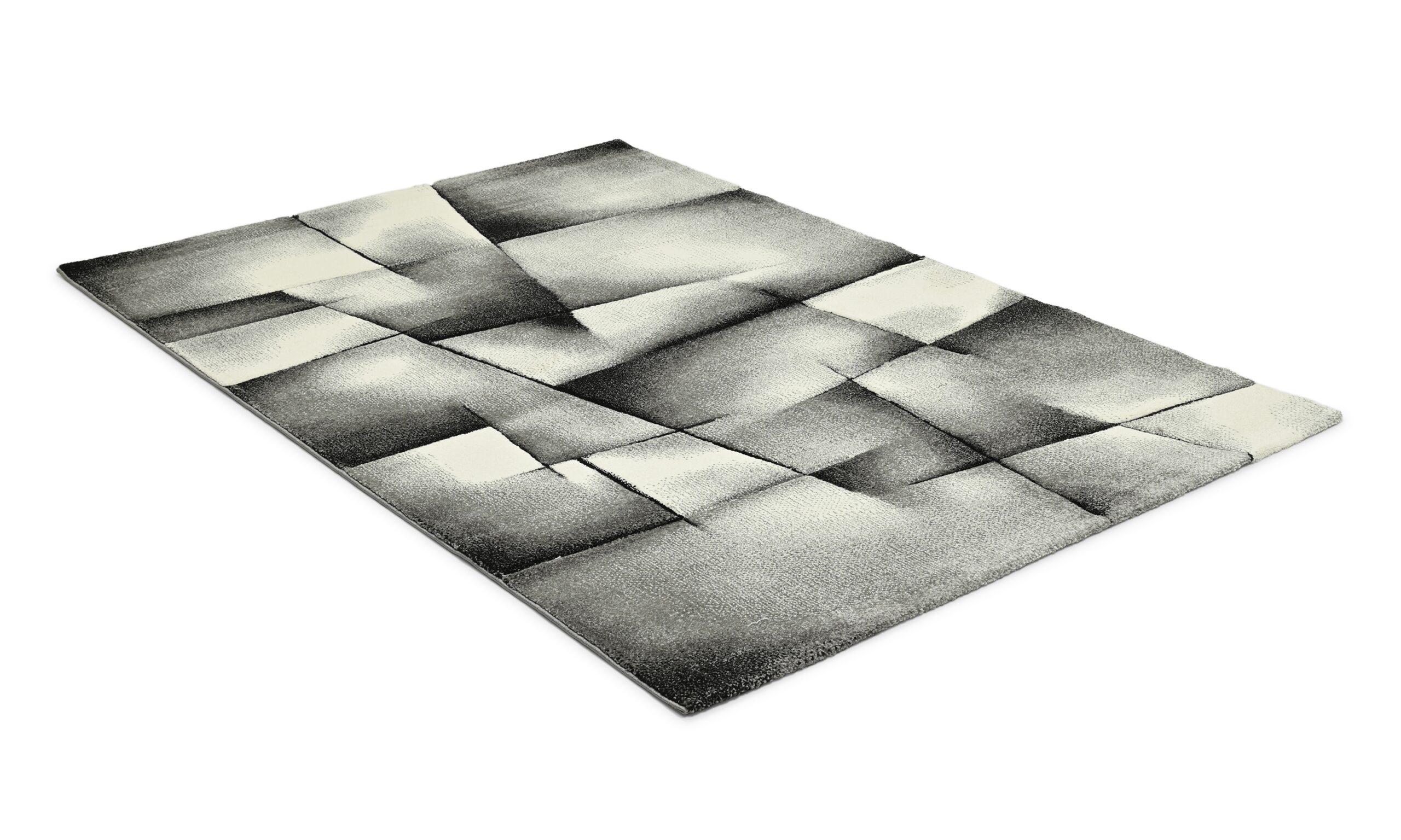 Lucara trend grå - maskinvävd matta